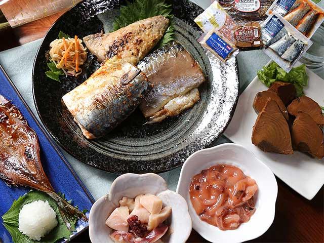 気仙沼 海の幸セット 大漁